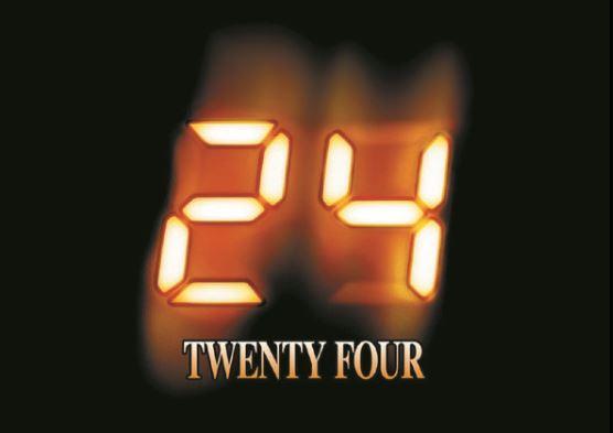 *24・TWENTY FOUR*