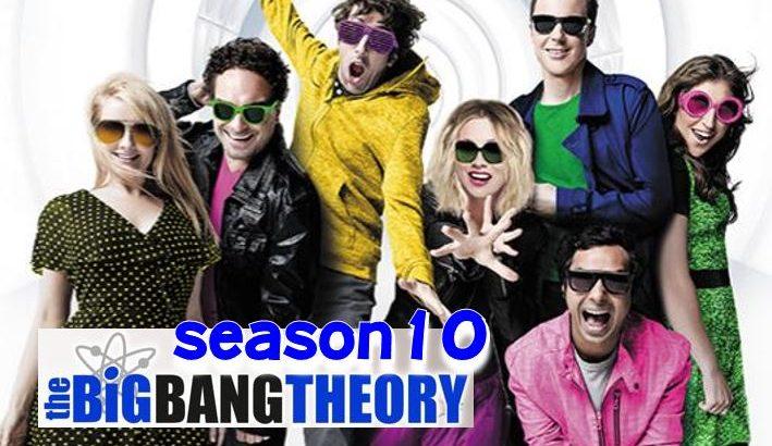the Big BANG THEORY*season10