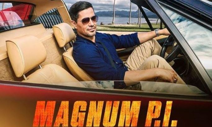 私立探偵 マグナムP.I.